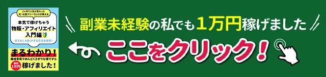 副業未経験の私でも1万円稼げました